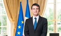 Premier francés transmite mensaje nacional sobre el Mar Oriental