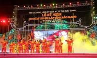 Bac Giang conmemora el 120 aniversario de su fundación