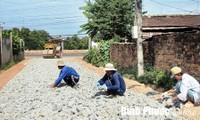 Binh Phuoc y su proceso de transformación rural