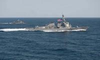 Países de zona afirman apoyo a la libre navegación en Mar Oriental