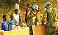 ONU pide liberación de sus funcionarios detenidos en Sudán del Sur