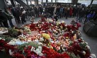 Luto en Rusia por víctimas de avión caido en Egipto