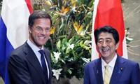Japón y Holanda preocupados por las tensiones en el Mar Oriental