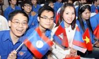 Jóvenes de Vietnam, Cambodia y Laos juntos por el crecimiento económico