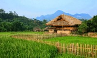 Pacífica comuna Tha de Ha Giang