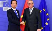Finalizan negociaciones sobre Tratado de Libre Comercio Vietnam-Unión Europea