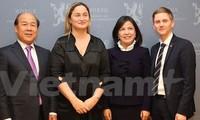 Vietnam y Noruega profundizan cooperación en navegación