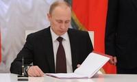 Rusia suspende Tratado de Libre Comercio con Ucrania