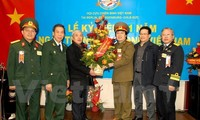 Diversas actividades en conmemoración del 71 aniversario del Ejército Popular vietnamita