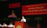 Revisa Vietnam 10 años del despliegue de la ley contra la corrupción