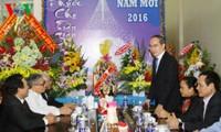 Comunidad católica vietnamita desea seguir aportando al desarrollo nacional