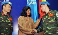 Vietnam activo en actividades de mantenimiento de la paz de la ONU