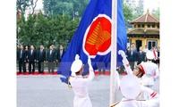 Pronuncian formación oficial de la Comunidad de ASEAN