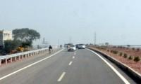 Ponen en marcha tramo mejorado Hanoi-Bac Giang en Carretera Nacional I