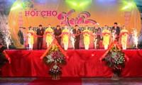 Inaugurada Feria Comercial Fronteriza Dien Bien