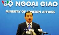 Punto de vista de Vietnam para algunos asuntos internacionales de mayor interés