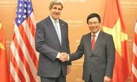 2015, año de éxitos en relaciones Vietnam-Estados Unidos