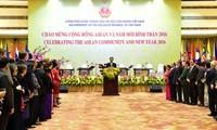 2015 fue un año exitoso en diplomacia y economía de Vietnam, dice primer ministro
