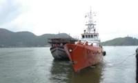 Vietnam investiga naufragio de un barco pesquero nacional en mar de Binh Dinh