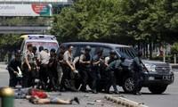 Condenas internacionales por cadena de atentados en Yakarta