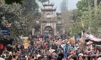 Listas fases preparativas de la mayor fiesta de peregrinos budistas de Vietnam