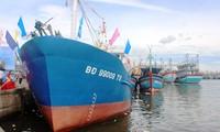 Asistencia oficial consolida determinación de pescadores de aferrarse al mar