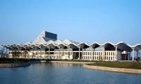 Centro Nacional de Convenciones My Dinh a la disponibilidad de cobijar el XII Congreso Partidista