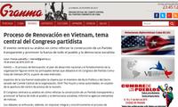 """Amigos de América Latina aprecian avances de """"Renovación"""" de Vietnam"""
