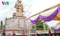 Restauran memoriales de Soldados Voluntarios vietnamitas en Camboya