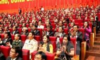 XII Congreso Nacional pone en alto espíritu abierto y democrático