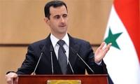 Gobierno sirio no hará concesiones en conversaciones de paz