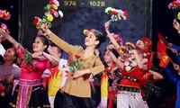 Veladas en saludo al triunfo del XII Congreso del Partido Comunista de Vietnam
