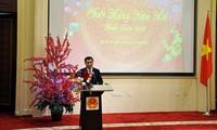 Vietnamitas en ultramar se festejan por el Año Nuevo Lunar