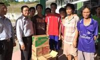 Intentan regresar al país a pescadores vietnamitas detenidos en Malasia