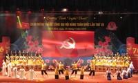 Laos y Cambodia felicitan aniversario 86 de fundación del Partido Comunista de Vietnam