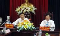 Presidente de Vietnam visita provincias de Vinh Long y Dong Thap en ocasión del Tet 2016