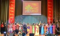 Vietnamitas en ultramar celebran Tet 2016