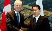 Japón y Canadá apoyan soluciones pacíficas y cumplimiento de leyes internacionales en Mar Oriental