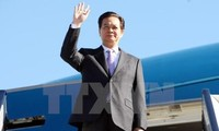 Primer ministro vietnamita asiste a Cumbre Especial ASEAN-Estados Unidos