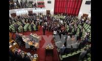 Parlamento libio pospone votación sobre gobierno de unidad nacional