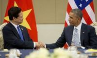 Regresa a Vietnam premier Nguyen Tan Dung tras la Cumbre ASEAN-Estados Unidos