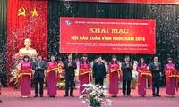 Inaugurado Festival Primaveral de la Prensa en distintas provincias vietnamitas