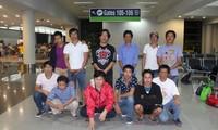 Embajada vietnamita en Filipinas activa en repatriar a los pescadores infractores