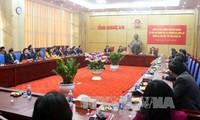 Urge a Nghe An garantizar seguridad y orden social además del desarrollo socioeconómico
