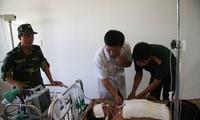 Centro médico de Truong Sa, soporte espiritual para pescadores vietnamitas