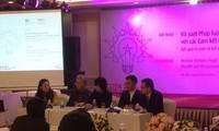 Celebran seminario sobre protección de propiedad intelectual en Hanoi