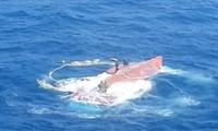 Corea del Sur amplia búsqueda de pescadores vietnamitas desaparecidos en naufragio