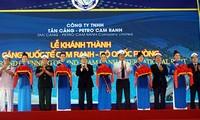Inaugurado puerto marítimo estratégico en el centro de Vietnam