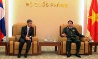 Consolidan relaciones especiales de solidaridad Vietnam-Laos