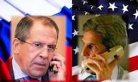 Cancilleres de Estados Unidos y Rusia sostienen diálogo telefónico